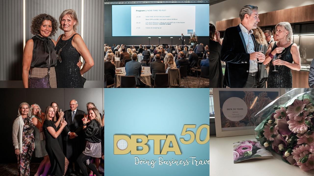 Nordic Newsletter DBTA 50
